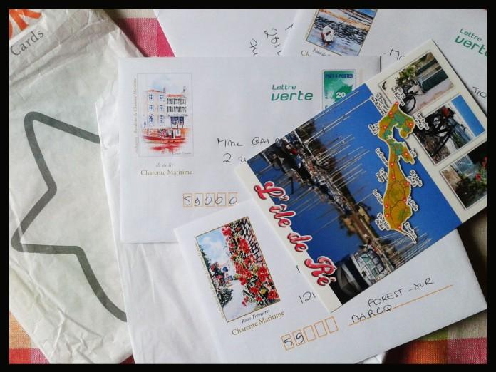 syndrome de la carte postale