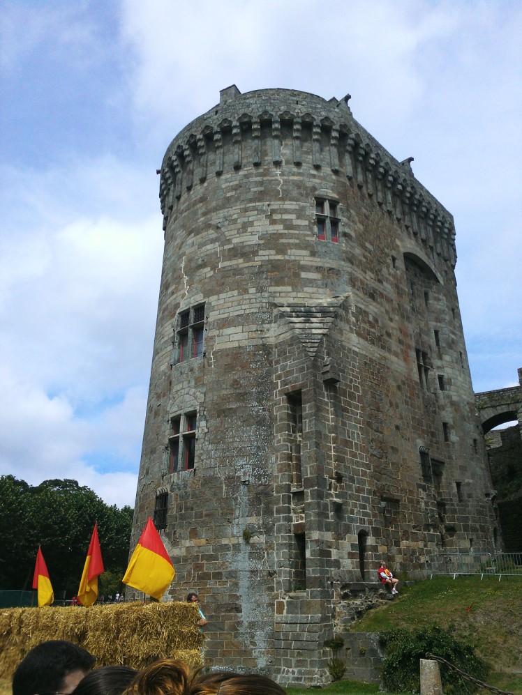 Chateau - Fête des remparts 2014 Dinan