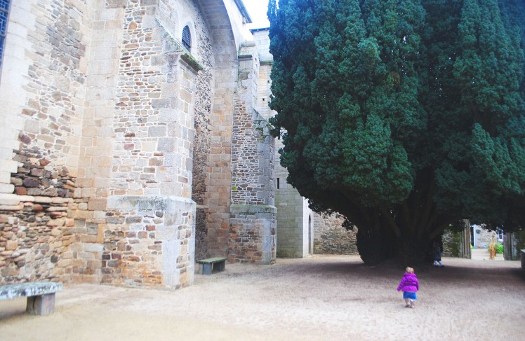 LEHON abbaye 12- Made en couleur, le blog - ©2015