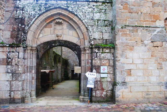 LEHON abbaye 7- Made en couleur, le blog - ©2015