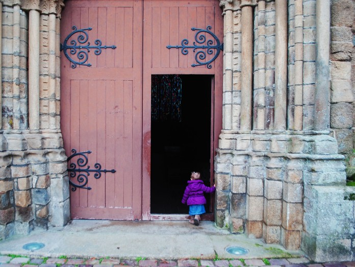 LEHON abbaye 9- Made en couleur, le blog - ©2015