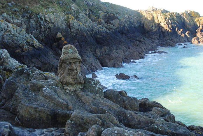 Les rochers sculptés Saint-malo 5 MaDe en couleur le blog, ©2016