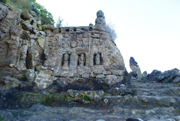 Les rochers sculptés Saint-malo 7 MaDe en couleur le blog, ©2016